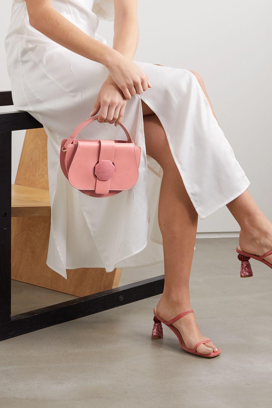 Louise Et Cie Ressa leather shoulder bag