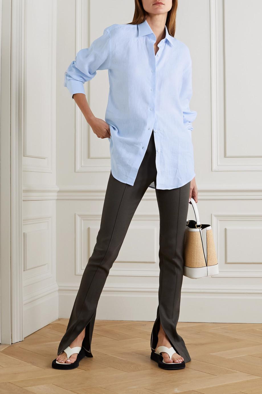 Emma Willis Jermyn Street linen shirt