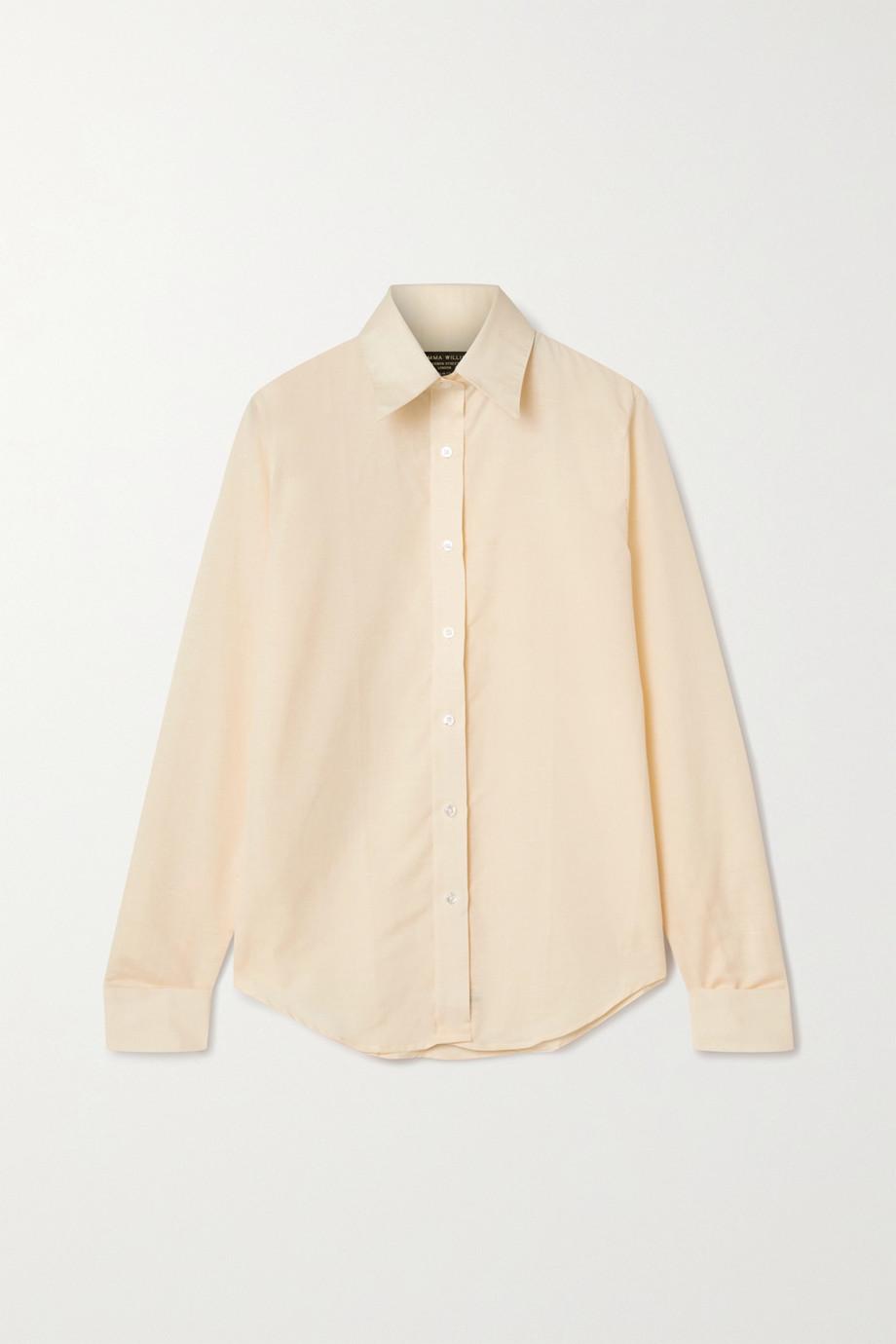 Emma Willis Zepherlino Hemd aus Baumwolle