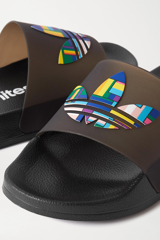 adidas Originals Adilette Lite Pride rubber slides