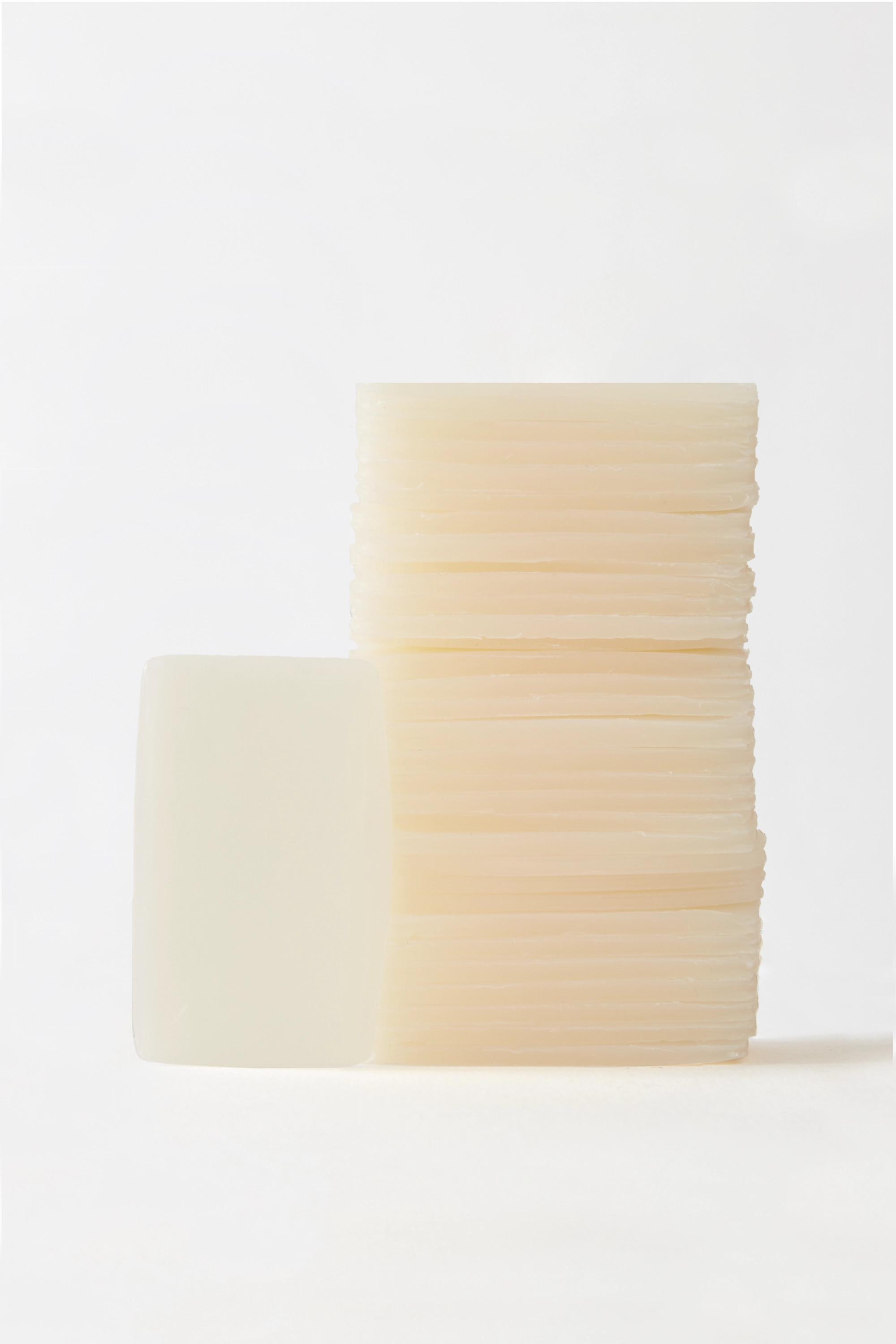 Senteurs d'Orient Tea Flower Soap Leafs, 30 x 3,5 g – Seifenblättchen