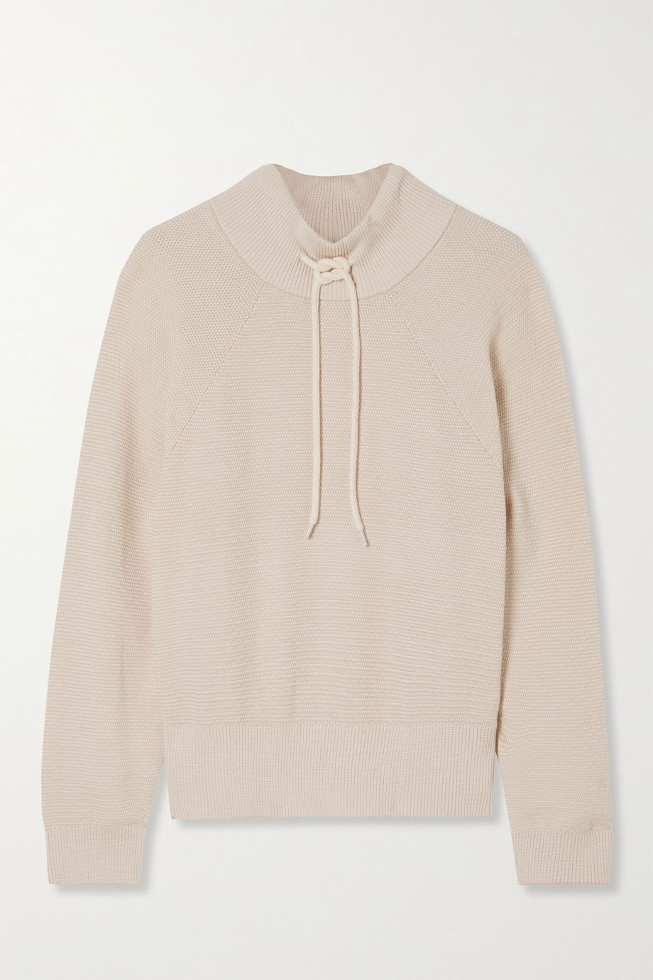 Varley Maceo 2.0 cotton-piqué sweatshirt
