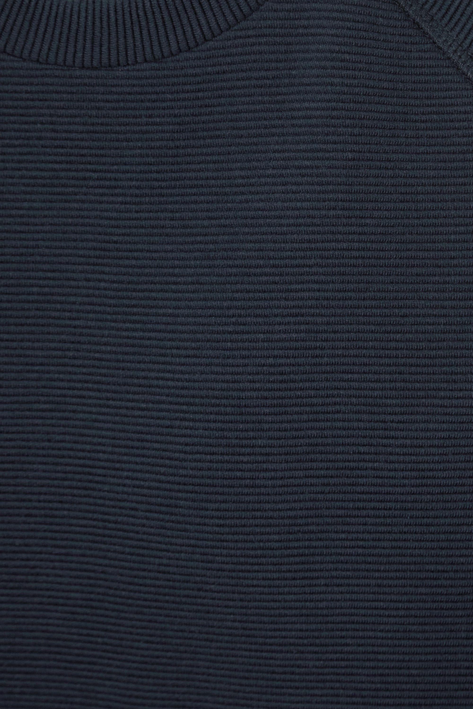 Varley Manning Sweatshirt aus einer gerippten Baumwollmischung mit Reißverschlüssen