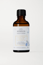 Aurelia Probiotic Skincare Little Aurelia Sleep Time Bath & Massage Oil, 50ml