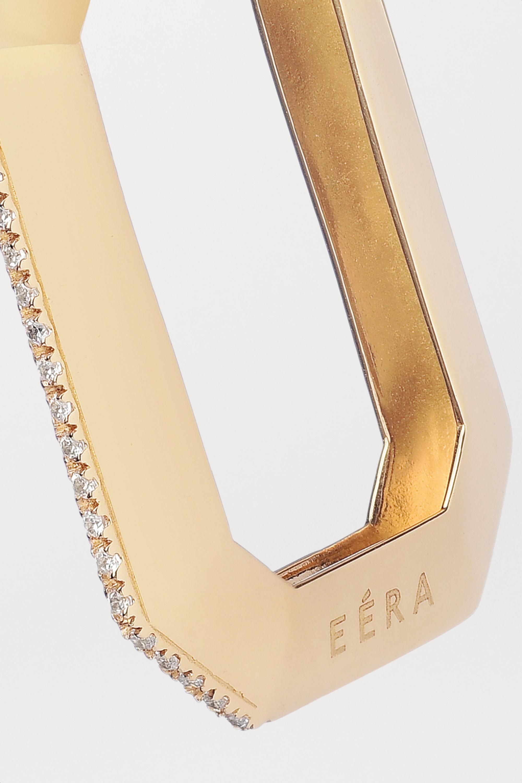 EÉRA Sabrina 18-karat gold diamond ear cuff