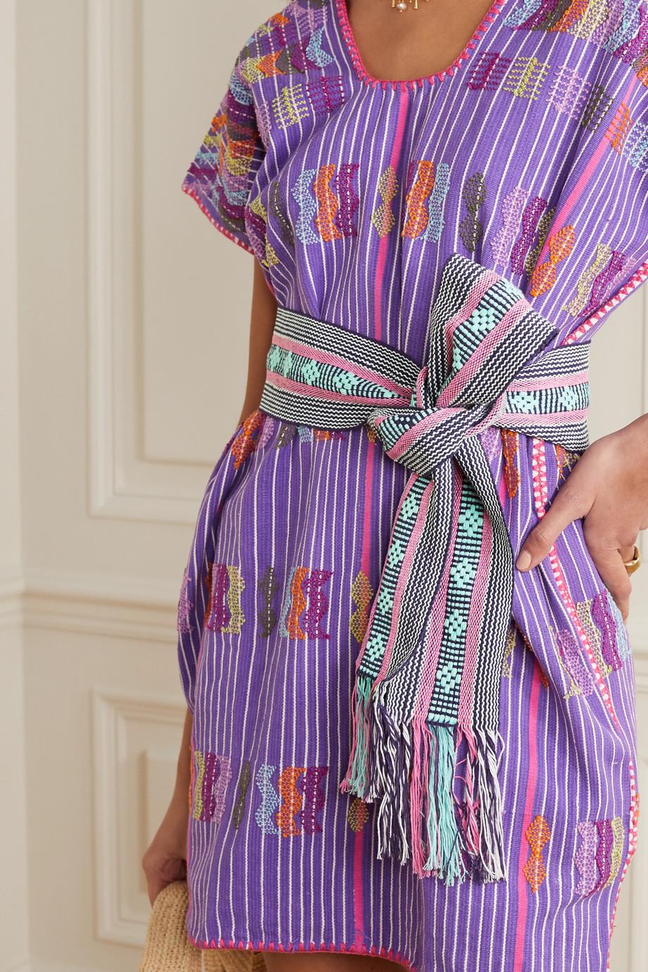 Pippa Holt Woven cotton belt