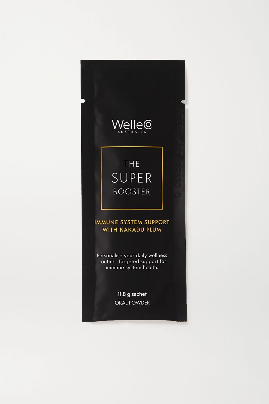 WelleCo The Super Booster - Immune System Support with Kakadu Plum, 14 x 11.8g