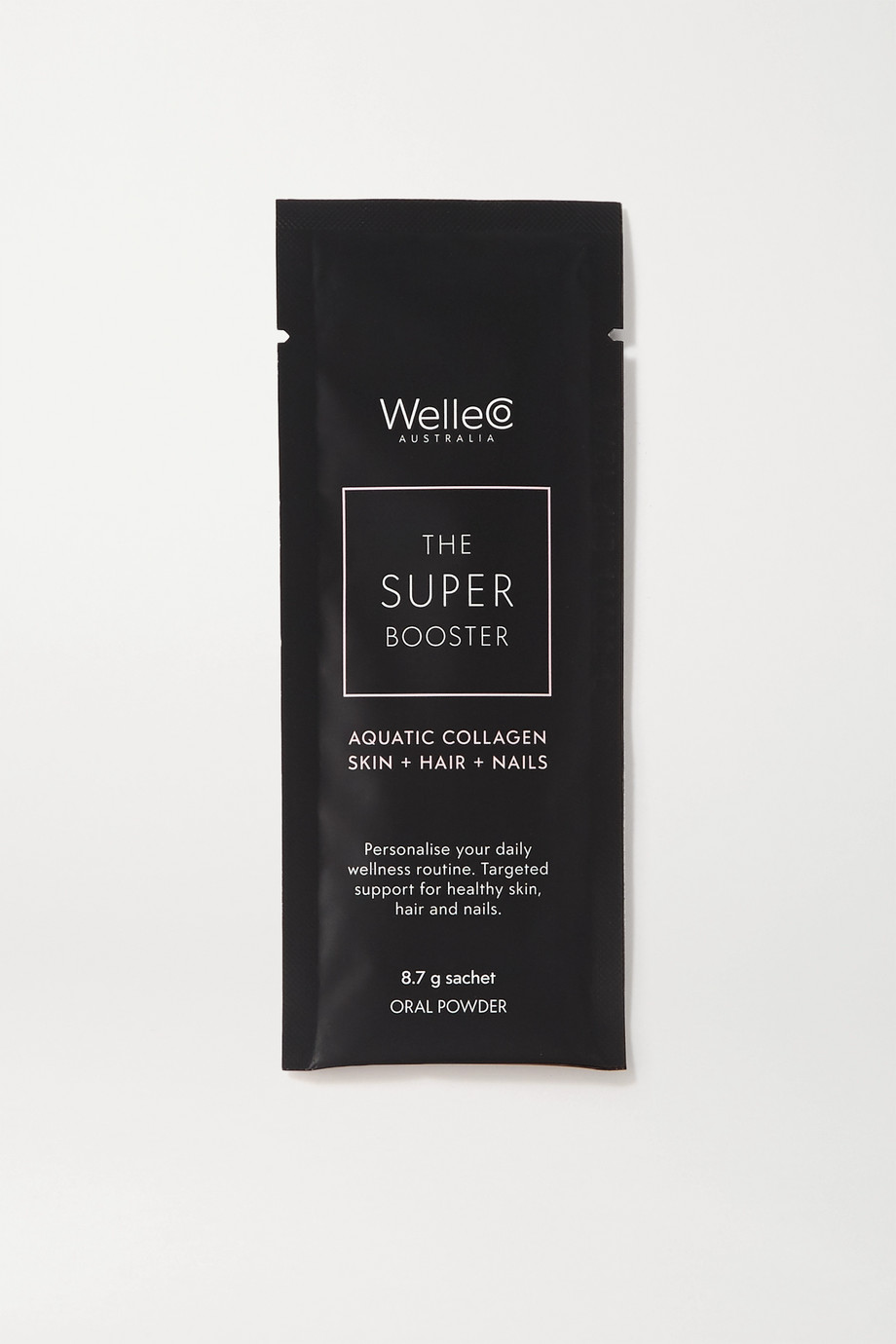 WelleCo The Super Booster - Aquatic Collagen Skin + Hair + Nails, 14 x 8.7g