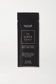 WelleCo The Super Booster - Aquatic Collagen Skin + Hair + Nails, 14 x 8.7g