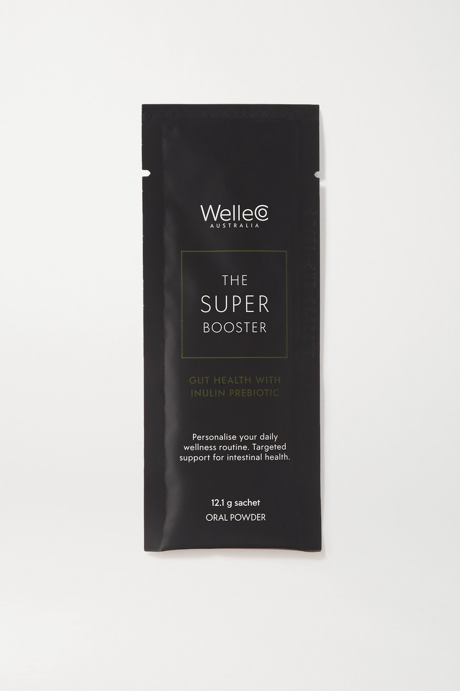 WelleCo The Super Booster - Gut Health with Inulin Prebiotic, 14 x 12.1g