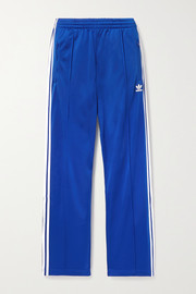 adidas Originals Firebird striped tech-jersey track pants