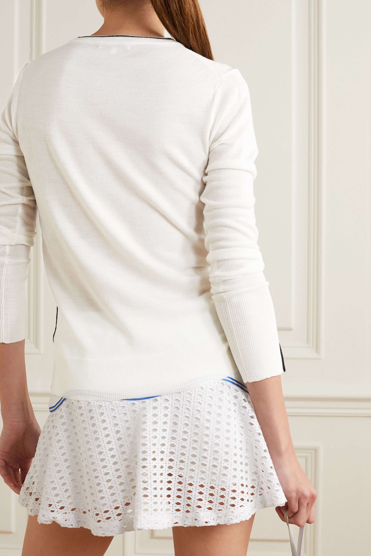 L'Etoile Sport Pullover aus Merinowolle