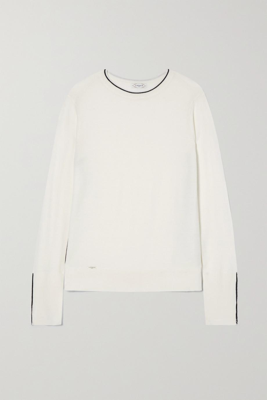 L'Etoile Sport Merino wool sweater