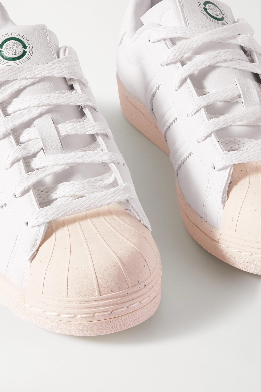 adidas Originals Superstar vegan leather sneakers