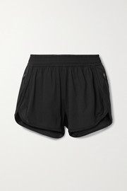 All Access Rave Run mesh-paneled stretch shorts