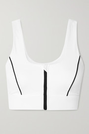 All Access Decibel cutout stretch sports bra