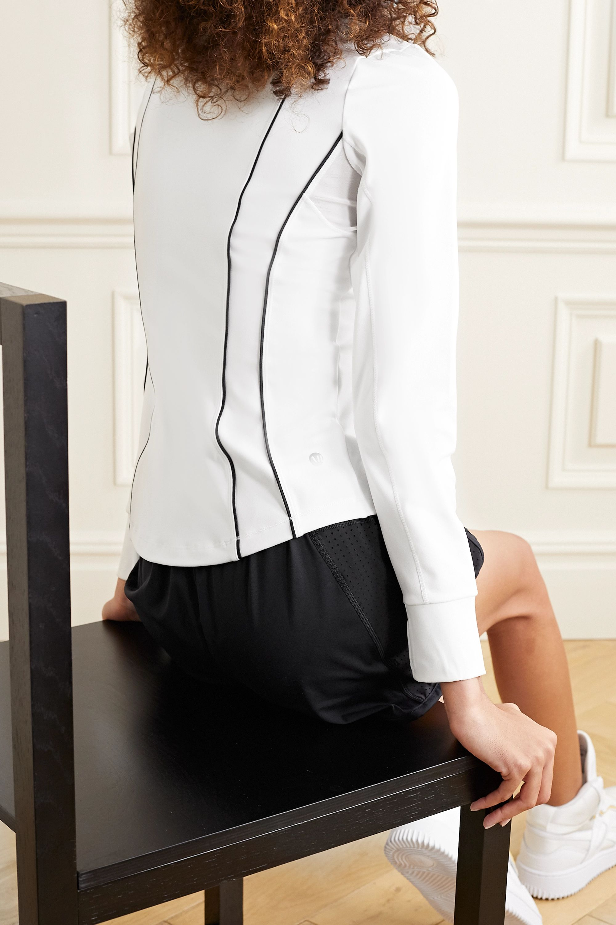 All Access Replay stretch-jersey jacket