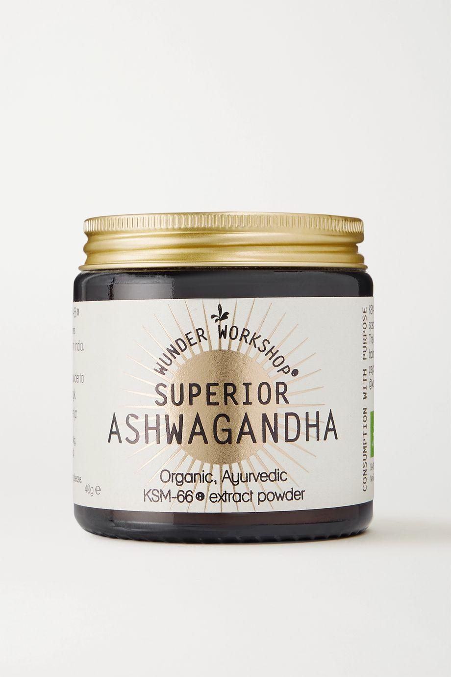 Wunder Workshop Superior Ashwagandha, 40g