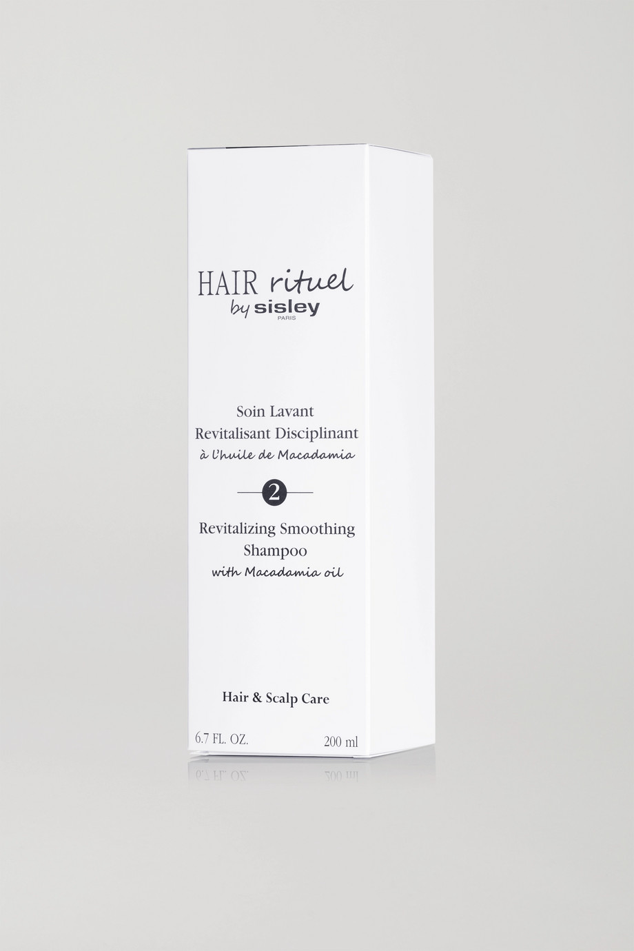HAIR rituel by Sisley Revitalizing Smoothing Shampoo with Macademia Oil, 200ml