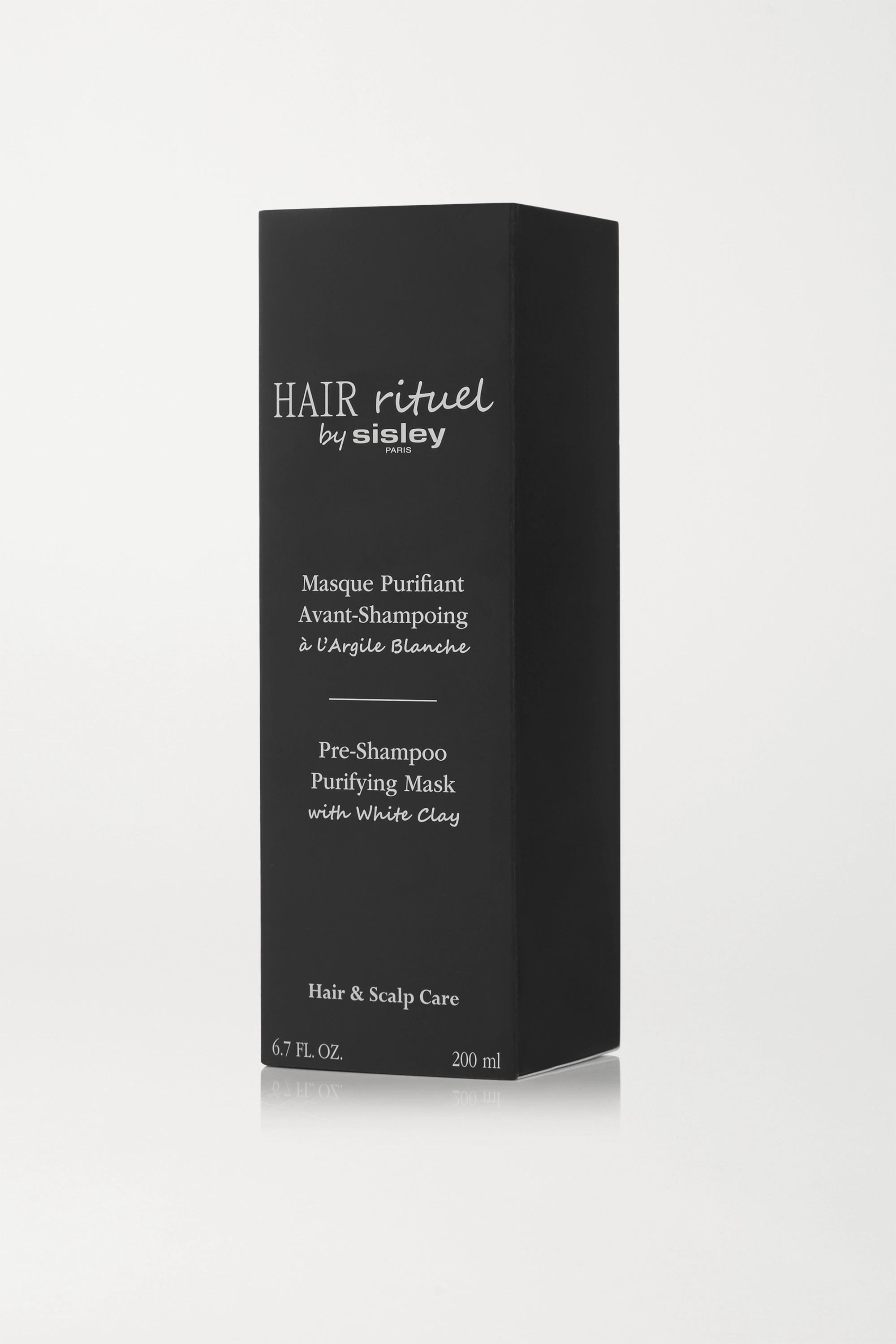 HAIR rituel by Sisley Pre-Shampoo Purifying Mask with White Clay, 200ml