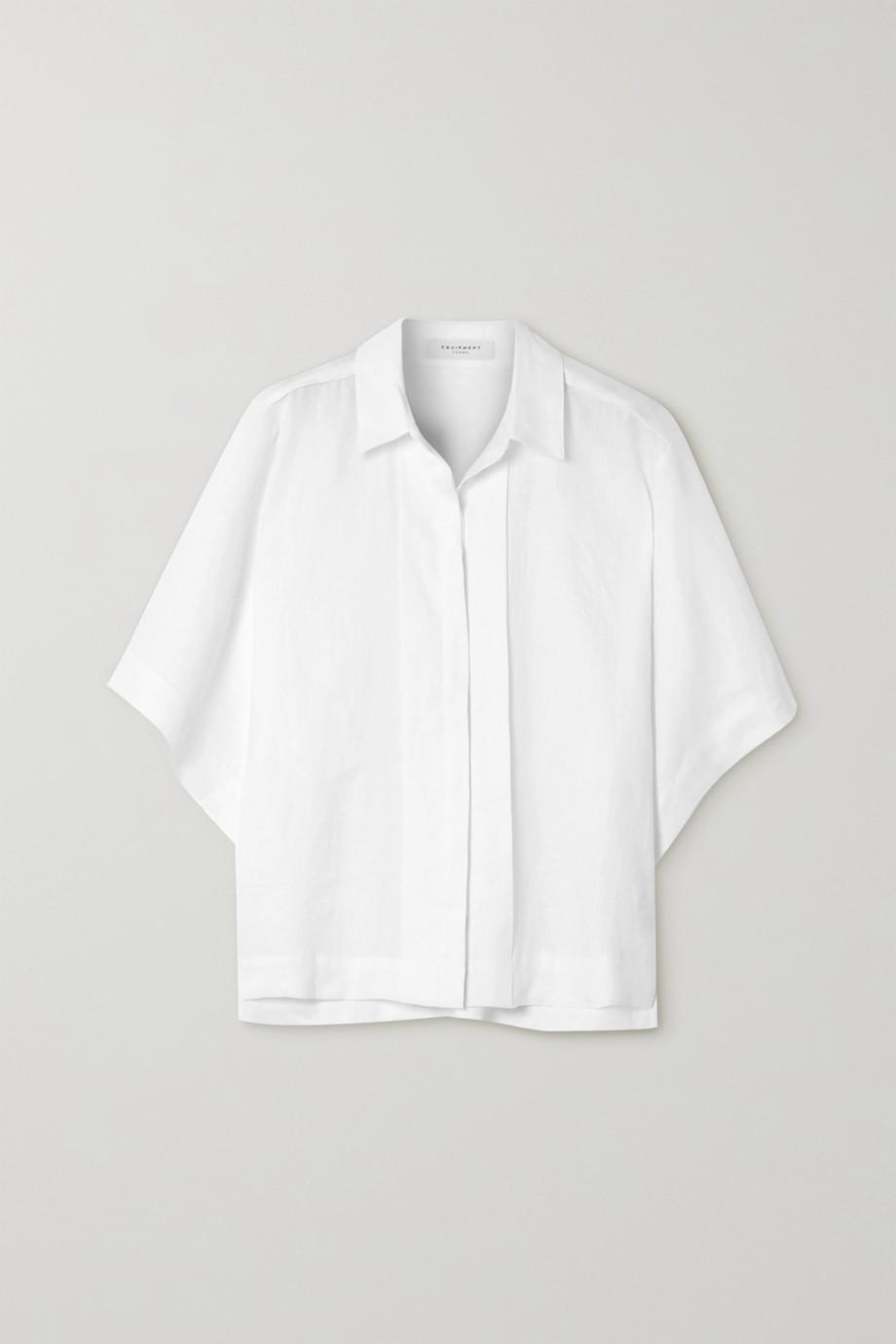 EQUIPMENT Chaney linen shirt