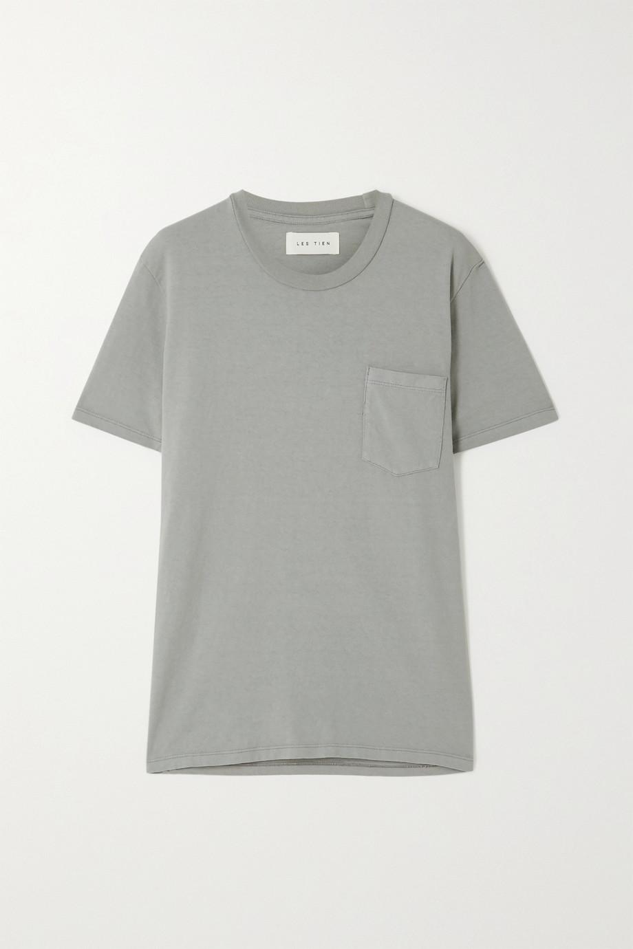 Les Tien Cotton-jersey T-shirt