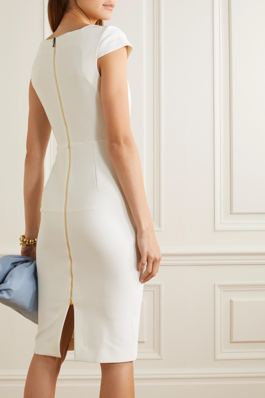 Roland Mouret Jeddler stretch-crepe dress