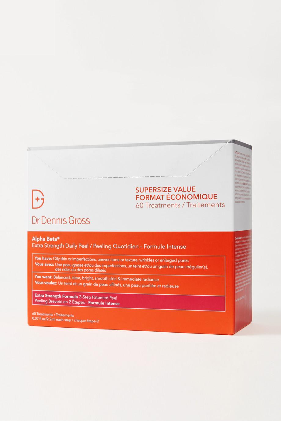 Dr. Dennis Gross Skincare Alpha Beta® Extra Strength Daily Peel 60 Days – Peelingpads