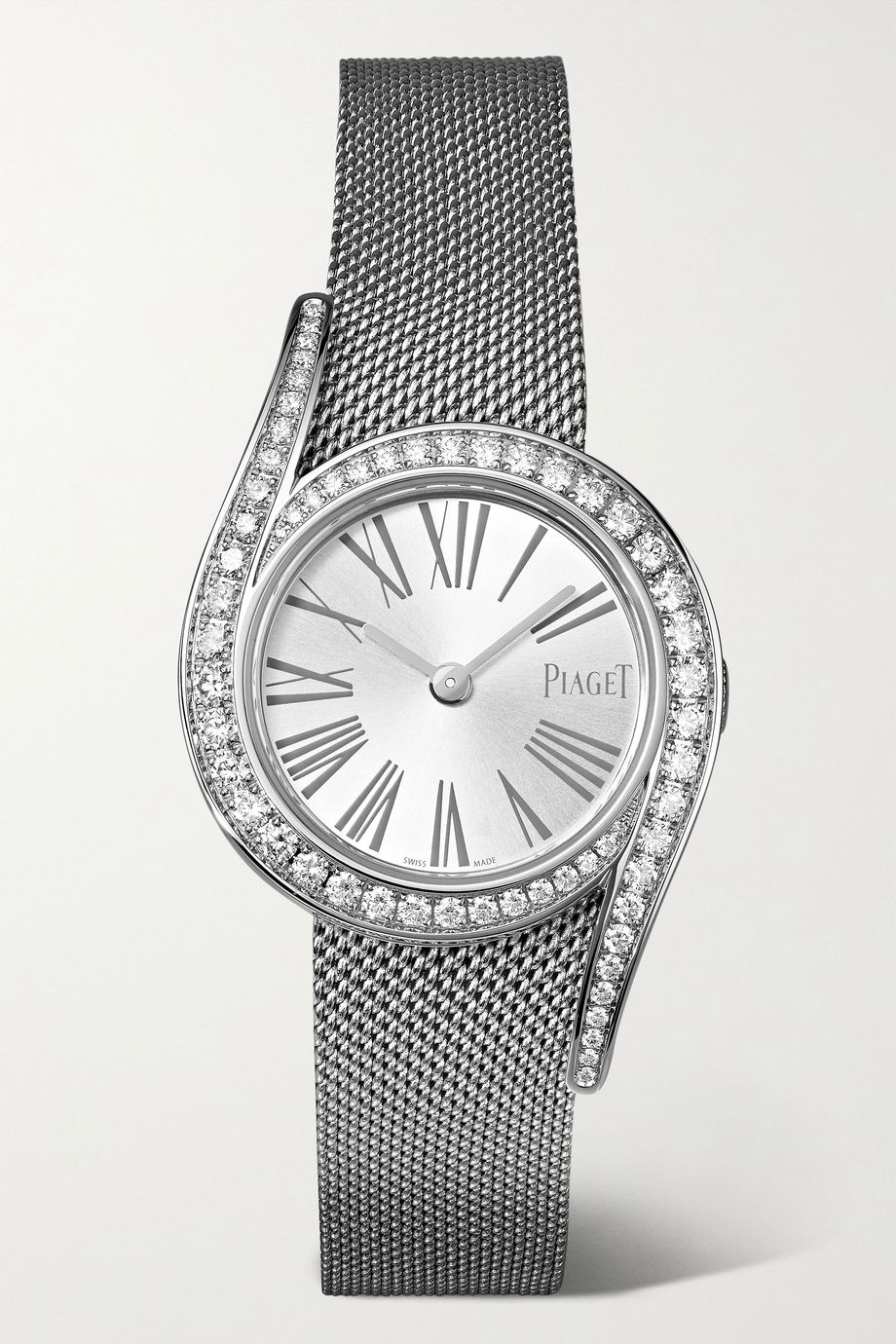 Piaget Limelight Gala 26mm 18-karat white gold and diamond watch