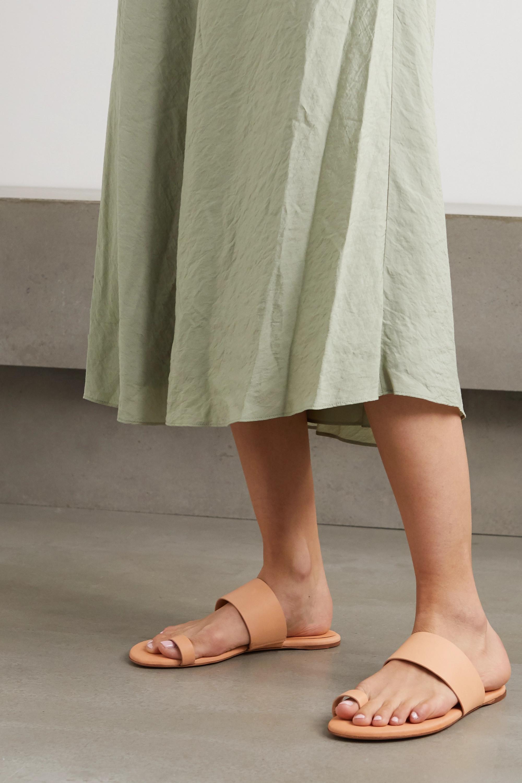 Gabriela Hearst Pantoletten aus Leder