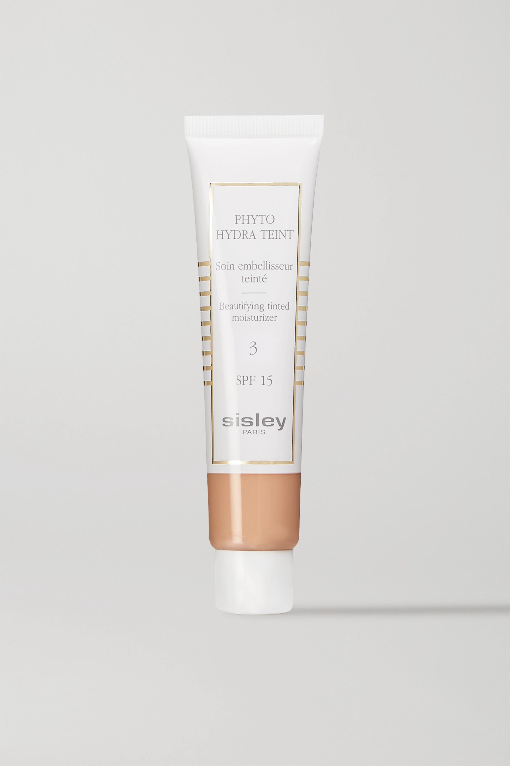 Sisley Phyto Hydra Teint Beautifying Tinted Moisturizer SPF15 - 3 Golden, 40ml