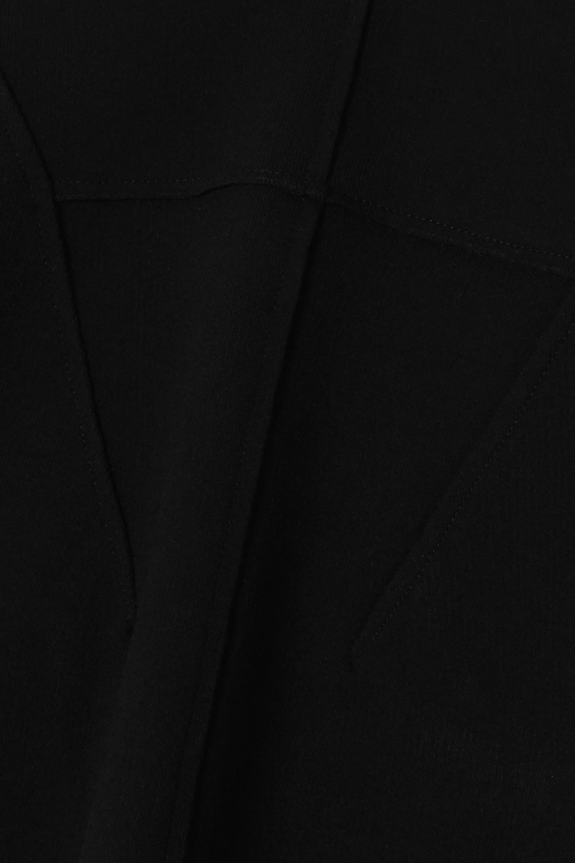 Rick Owens Gonna stretch-knit maxi skirt