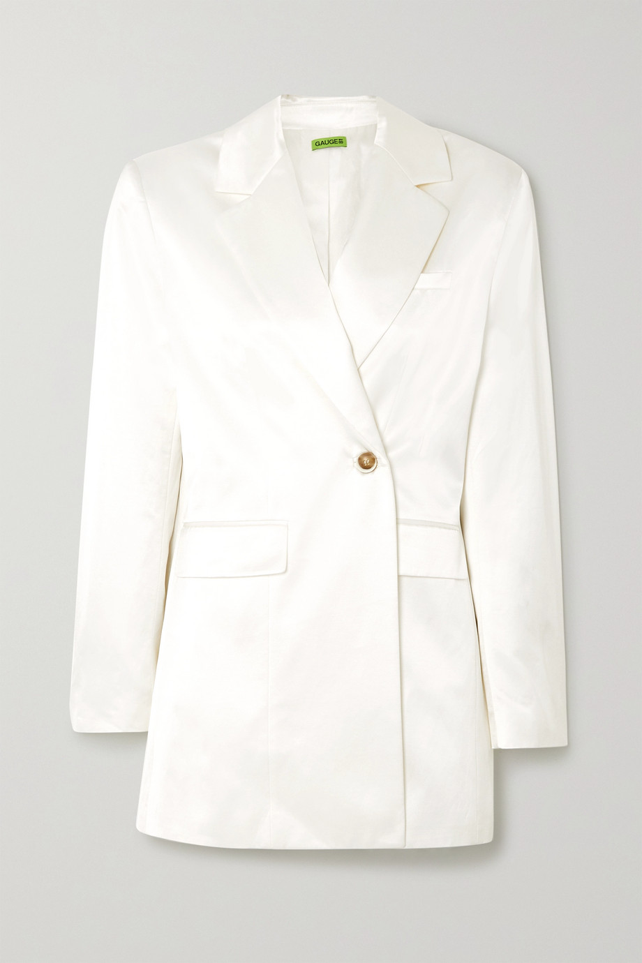 GAUGE81 Seattle 棉质混纺西装外套