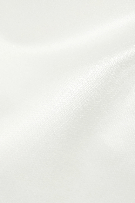 GAUGE81 Aurora cropped cotton-blend top