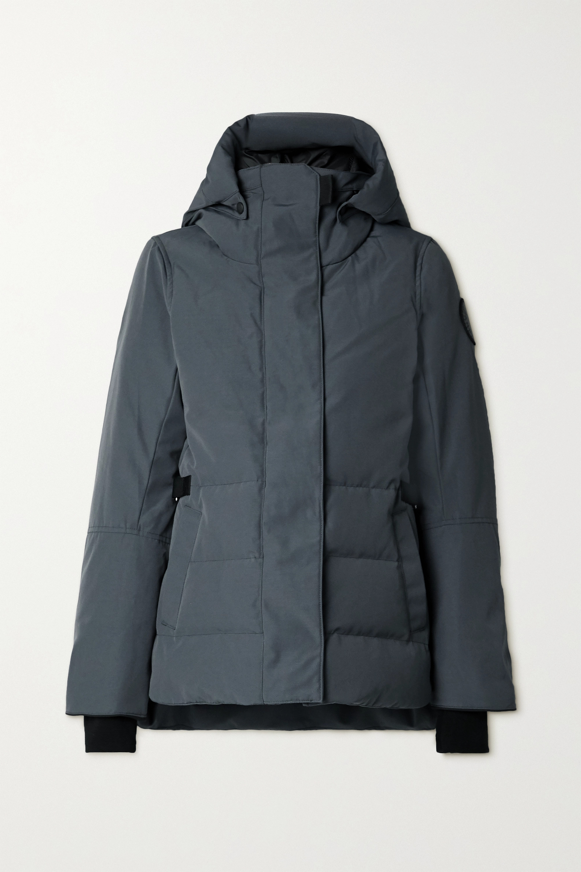 Canada Goose - Lyndale hooded quilted shell down parka