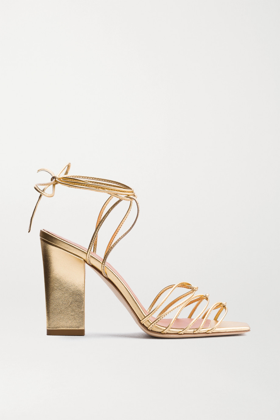 aeydē Daisy leather sandals