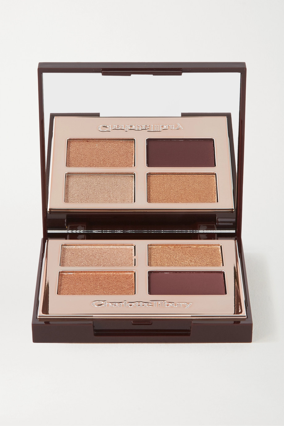 Charlotte Tilbury Luxury Palette Colour Coded Eye Shadow - The Queen Of Glow