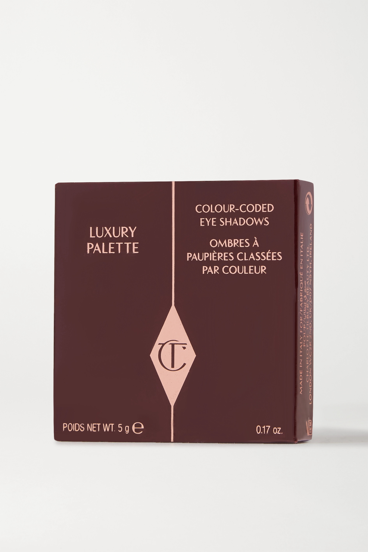 Charlotte Tilbury Luxury Palette Eyeshadow Quad - The Rebel
