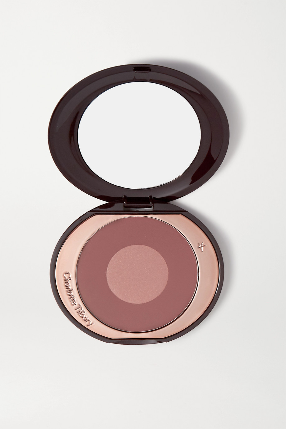 Charlotte Tilbury Cheek To Chic Swish & Glow Blusher – Pillow Talk Intense – Rouge