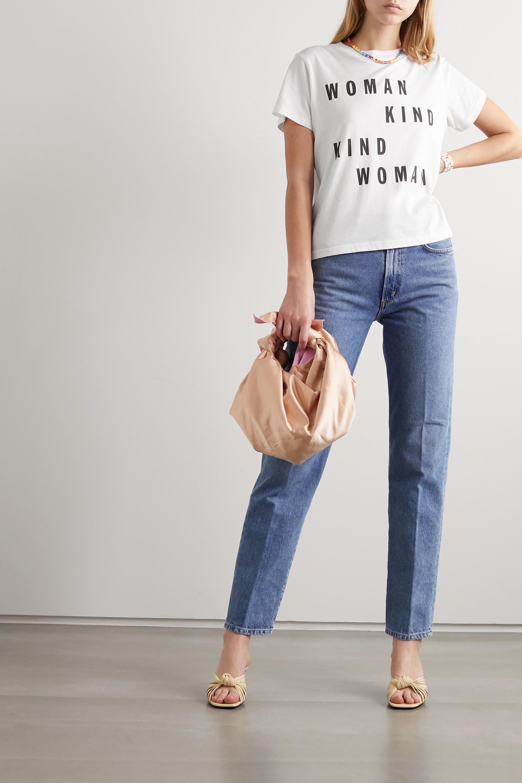 Roxanne Assoulin International Women's Day printed cotton-jersey T-shirt