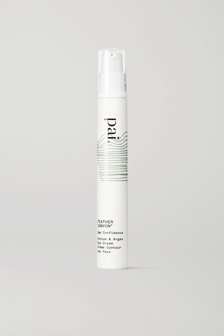 Pai Skincare + NET SUSTAIN Echium & Argan Gentle Eye Cream, 15ml