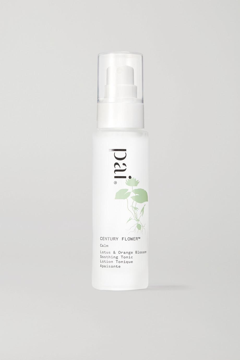 Pai Skincare + NET SUSTAIN Century Flower Lotus & Orange Blossom Soothing Tonic, 50 ml – Toner
