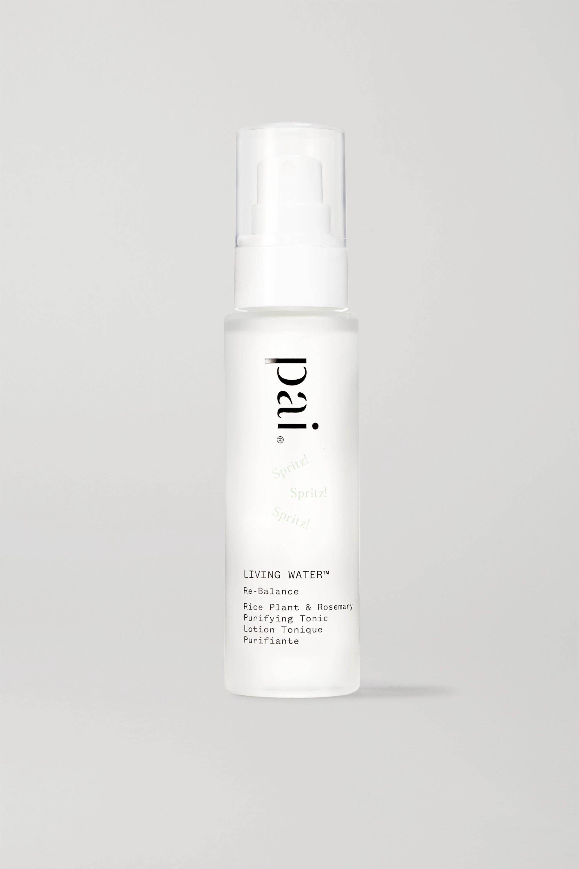 Pai Skincare + NET SUSTAIN Rice Plant & Rosemary BioAffinity Skin Tonic, 50ml