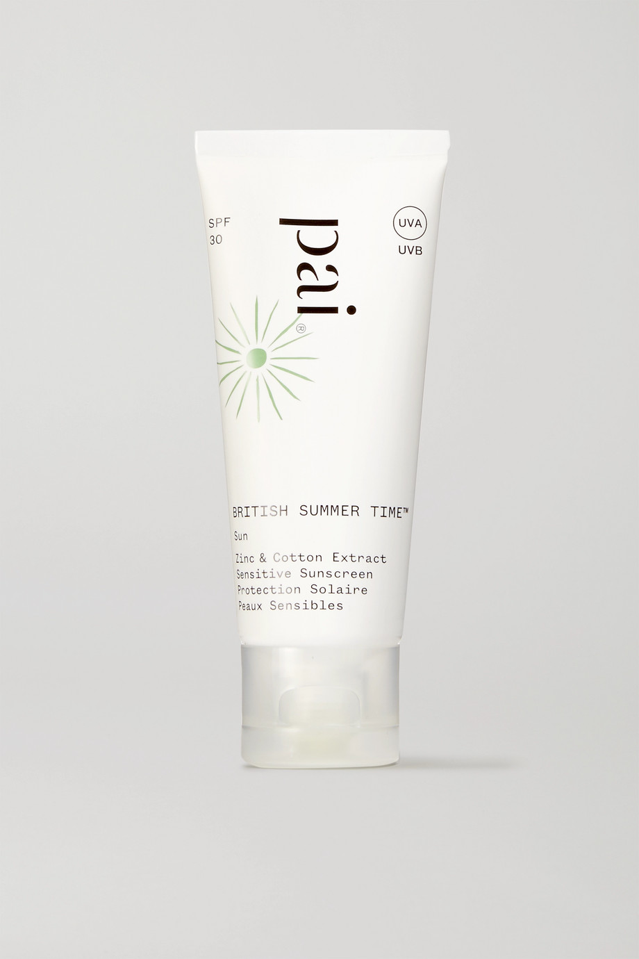 Pai Skincare + NET SUSTAIN Hello Sunshine Sensitive Sunscreen SPF30, 40ml