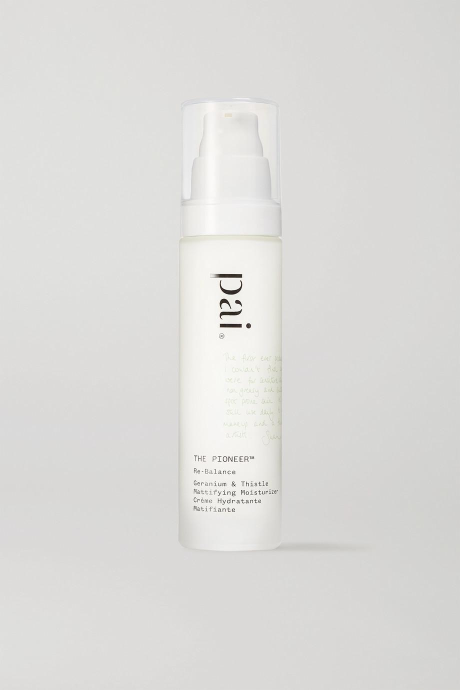 Pai Skincare + NET SUSTAIN Geranium & Thistle Rebalancing Day Cream, 50ml