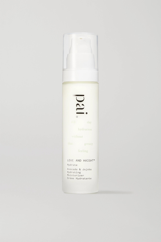 Pai Skincare Crème de jour hydratante Avocat & Jojoba, 50 ml - NET SUSTAIN