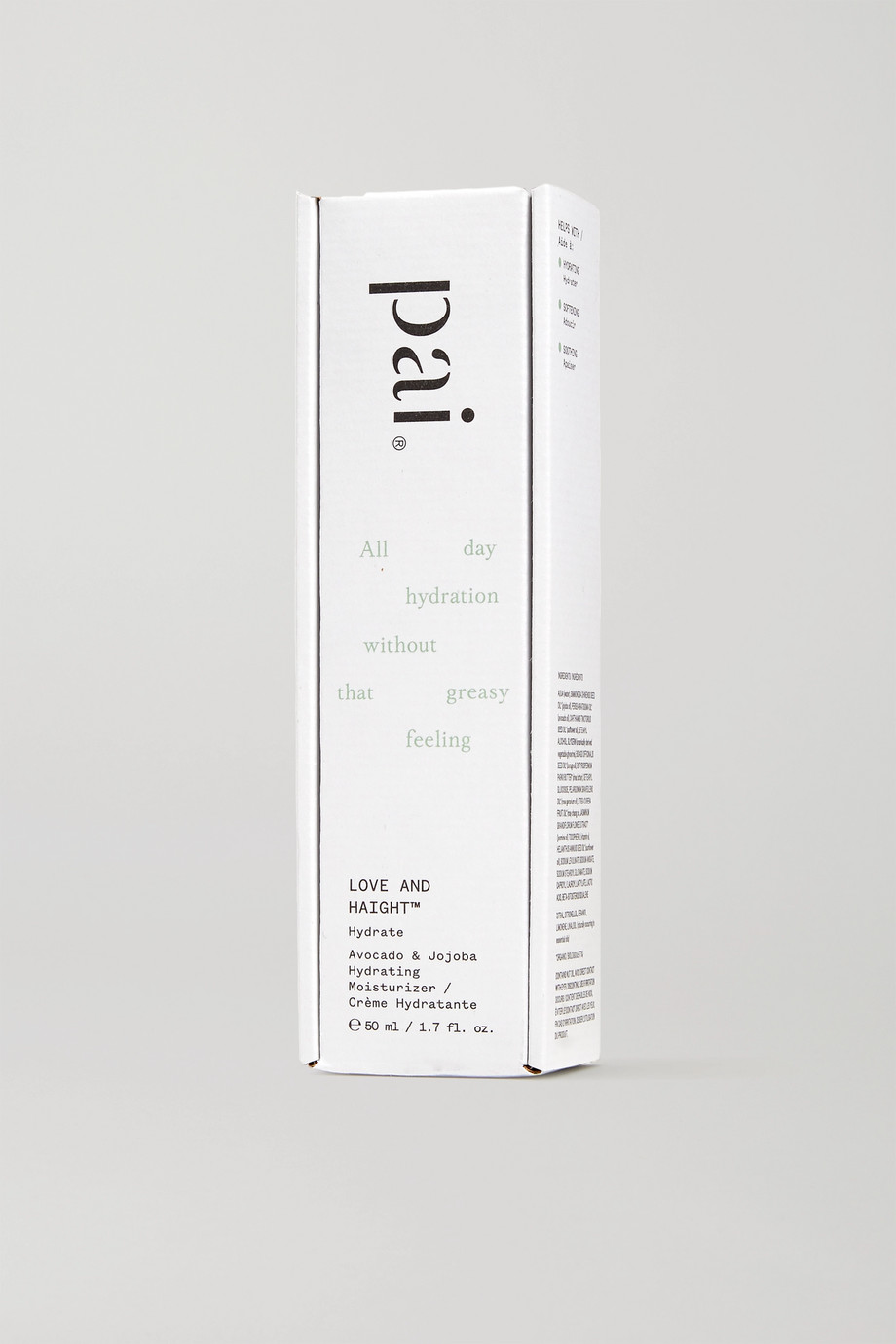 Pai Skincare + NET SUSTAIN Avocado & Jojoba Hydrating Day Cream, 50ml