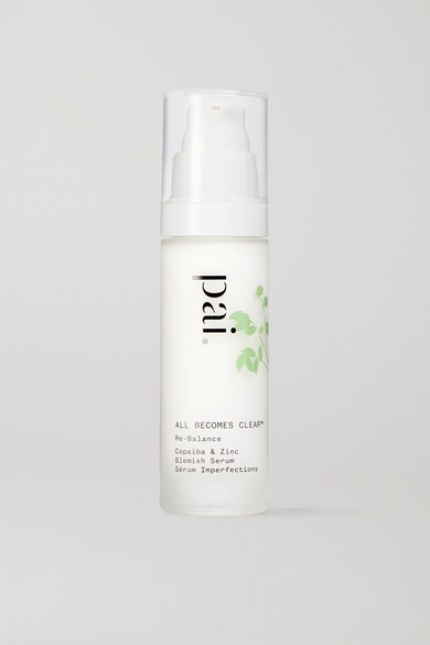 Pai Skincare Net Sustain Copaiba & Zinc Perfect Balance Blemish Serum, 30ml In Colorless