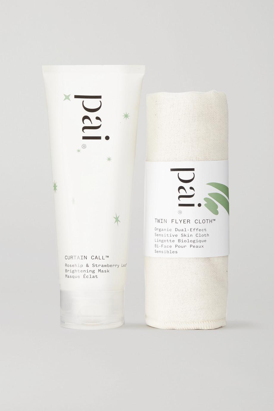 Pai Skincare + NET SUSTAIN Rosehip BioRegenerate Rapid Radiance Mask, 75ml