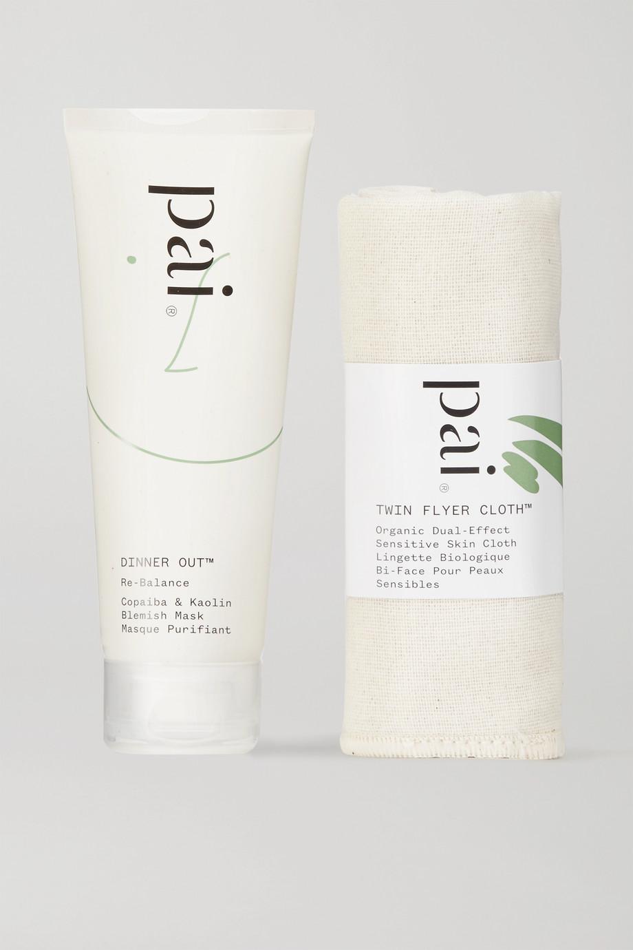 Pai Skincare + NET SUSTAIN Copaiba Deep Cleanse AHA Mask, 75ml